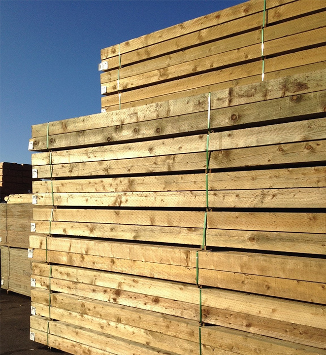 Preservative Treated Timbers